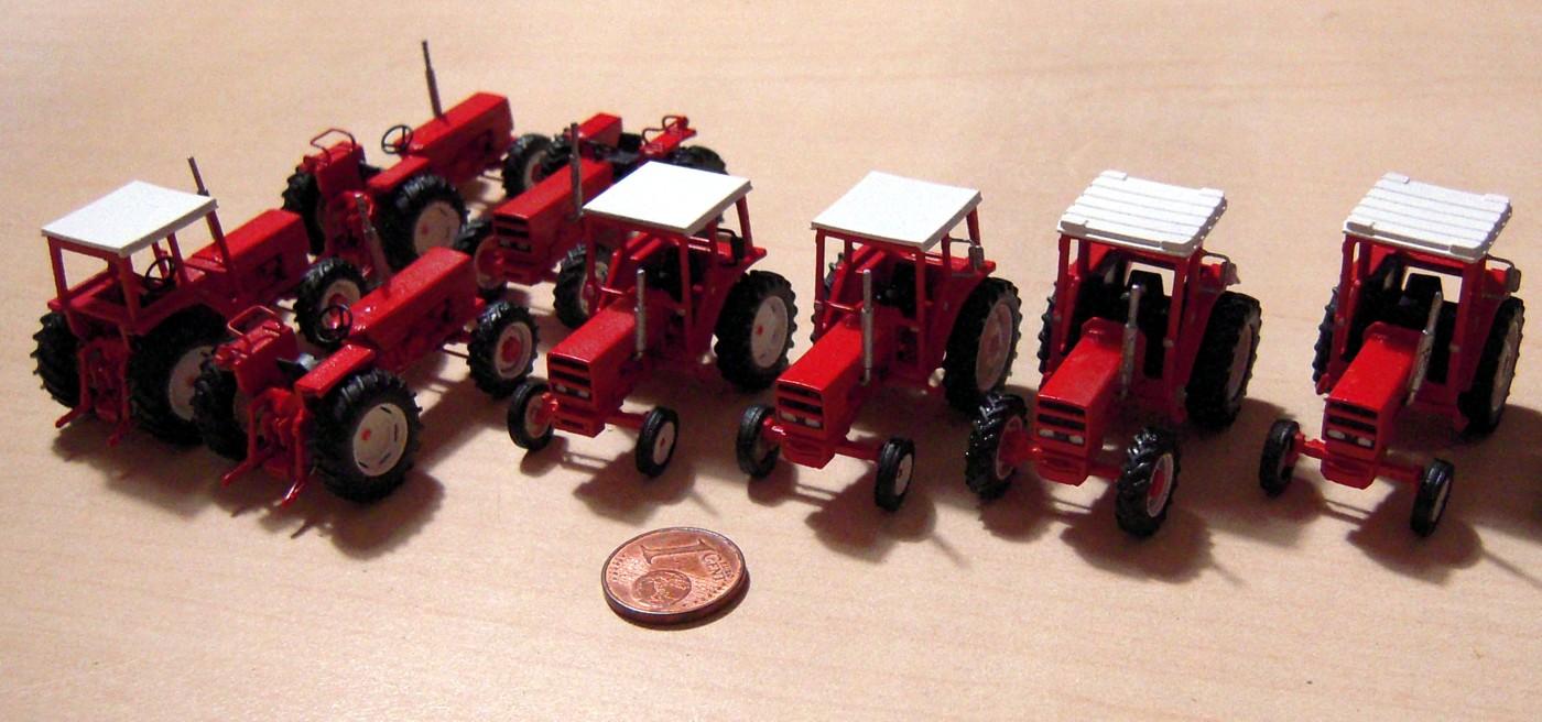 modèles réduits au 1/87e 651-020